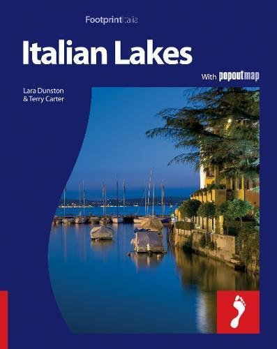 9781906098612: Italian Lakes: Full color regional travel guide to the Italian Lakes (Footprint Destination Guides)