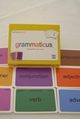9781906101121: Grammaticus: A Card Game
