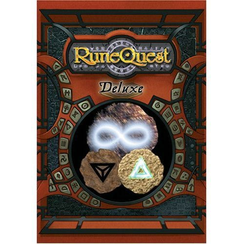 9781906103101: RuneQuest: Deluxe Core Rules Compilation