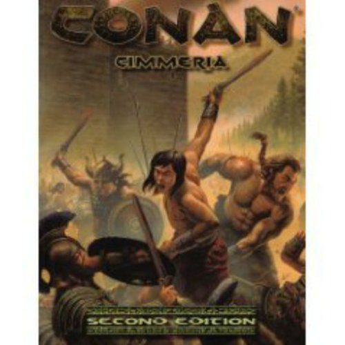 9781906103583: Cimmeria (Conan (Mongoose Publishing))