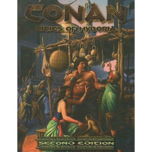 9781906103644: Cities of Hyboria (Conan (Mongoose Publishing))