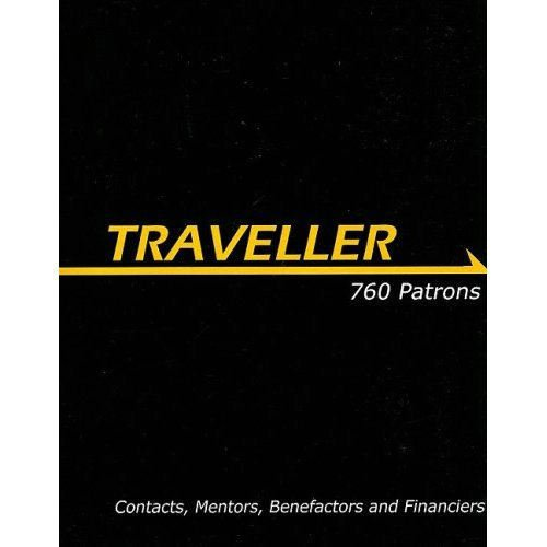 Traveller: 760 Patrons (Traveller Sci-Fi Roleplaying): Steele, Bryan
