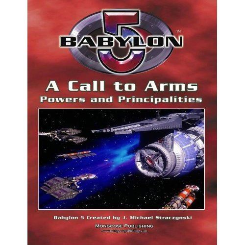 9781906103941: Powers & Principalities (Babylon 5: A Call to Arms) (Babylon 5 (Mongoose Publishing))