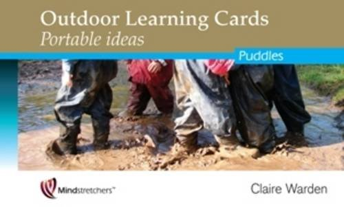 Outdoor Learning Cards: Portable Ideas: Puddles (Cards)