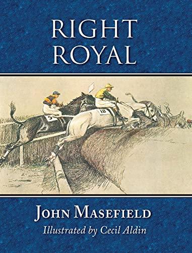 Right Royal: John Masefield