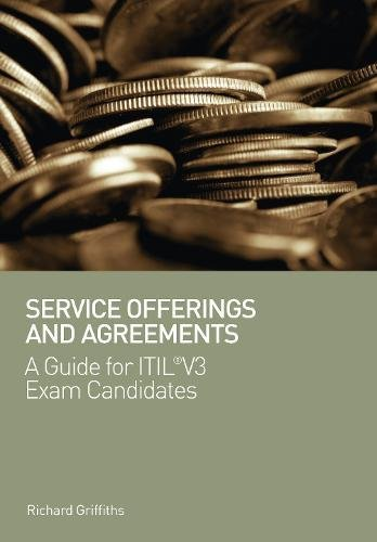9781906124601: Service Offerings and Agreements - A Guide for ITIL® V3 Exam Candidates