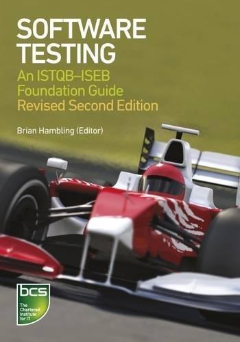 Software Testing: An ISTQB-ISEB Foundation Guide: Morgan, Peter, Samaroo,