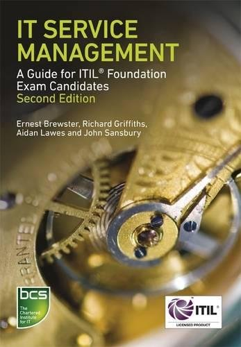 9781906124939: IT Service Management: A Guide for ITIL Foundation Exam Candidates