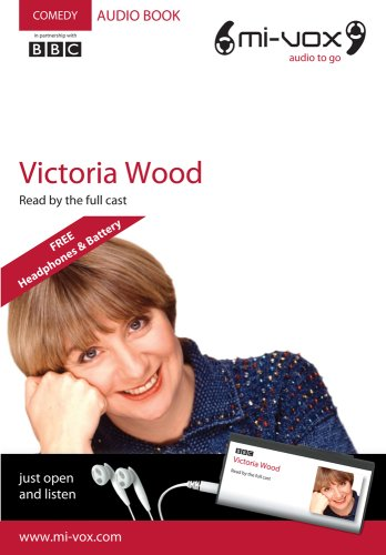 Victoria Wood (Mi-vox pre-loaded audio player) (9781906128067) by Victoria Wood; Celia Imrie; Julie Walters