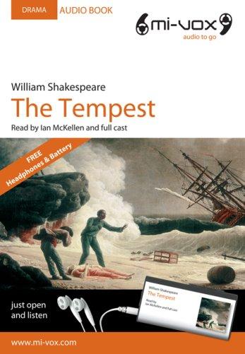 9781906128364: The Tempest (Mi-Vox Pre-loaded Audio Player)