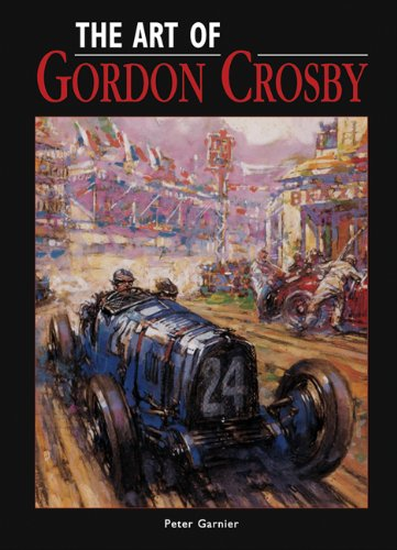 The Art of Gordon Crosby: Garnier, Peter