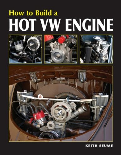 How to Build a Hot VW Engine (1906133212) by Keith Seume
