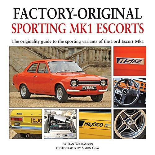 Factory-Original Sporting Mk1 Escorts: Williamson, Dan