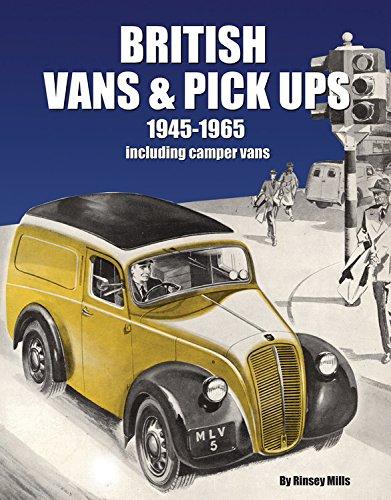 9781906133313: British Vans & Pick-Ups 1945-1965: Including Camper Vans