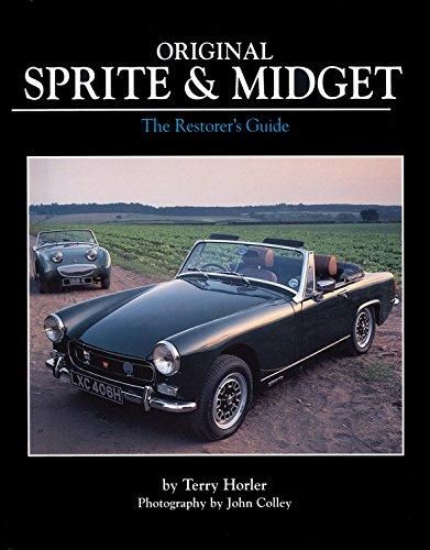 Original Sprite & Midget: The Restorer's Guide (Original Series): Terry Horler