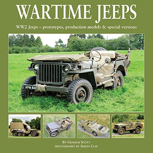 Wartime Jeeps: Scott, Graham