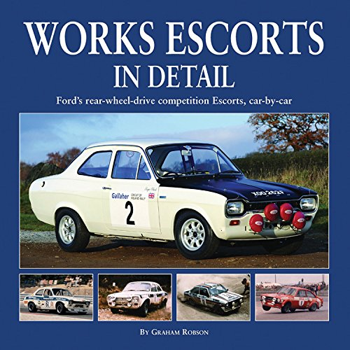 Works Escort in Detail: Ford's Rear-Wheel-Drive Competition Escorts, Car by Car: Graham Robson