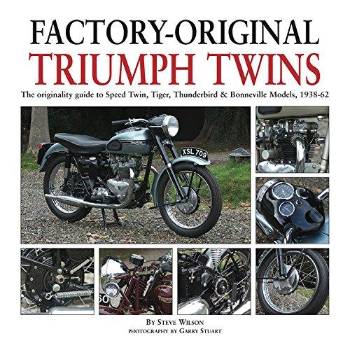 Factory-original Triumph Twins: Wilson, Steve