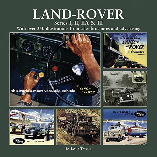 9781906133511: Land Rover Series I, II, IIA & III