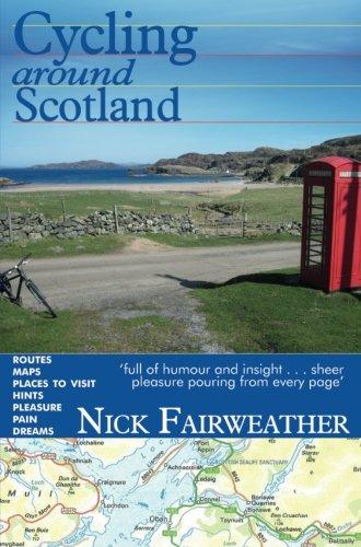 9781906134570: Cycling Around Scotland