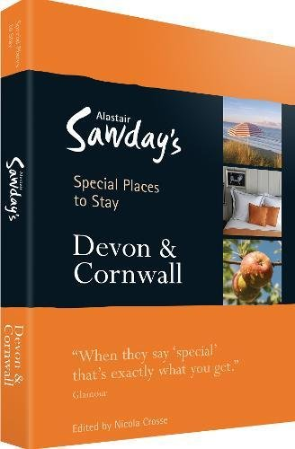 Special Places to Stay Devon & Cornwall: Crosse, Nicola