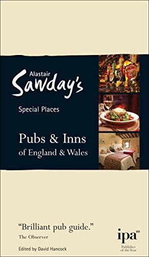 Special Places: Pubs & Inns of England and Wales, 7th (Special Places to Stay) (9781906136369) by David Hancock