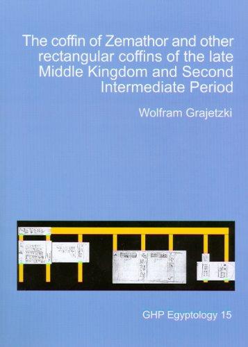 9781906137229: Grajetzki, W: Coffin of Zemathor and other Rectangular Coffi (GHP Egyptology)