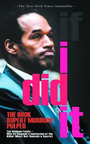 9781906142124: If I Did it: Confession of the Killer