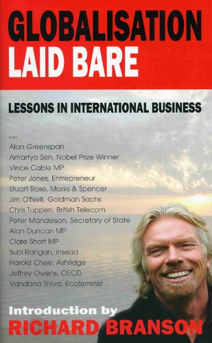 Globalisation Laid Bare: Lessons in International Business: Sir Richard Branson