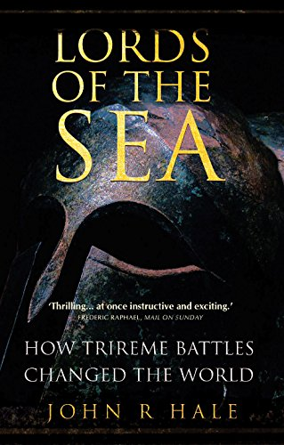 9781906142636: Lords of the Sea: The Triumph and Tragedy of Ancient Athens