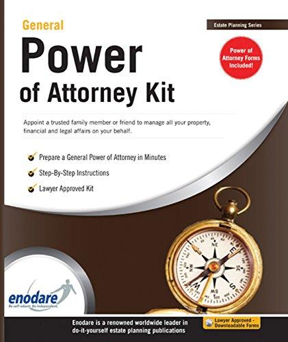 General Power of Attorney Kit: Enodare