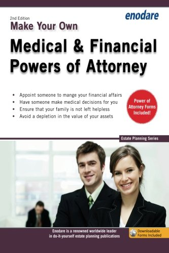 9781906144456: Make Your Own Medical & Financial Powers of Attorney
