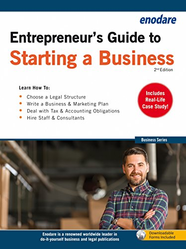 9781906144951: Entrepreneur's Guide to Starting a Business