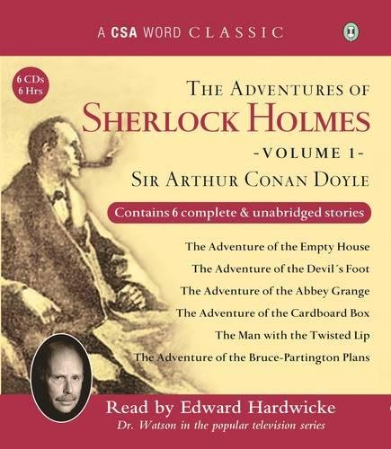 9781906147327: Adventures of Sherlock Holmes: v. 1 (Csa Word Classic)