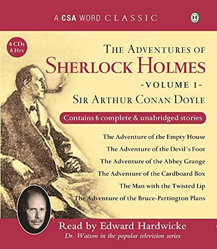 The Adventures Of Sherlock Holmes: Volume 1