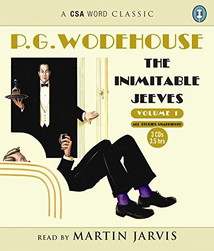 The Inimitable Jeeves: Volume 1 (Pt. 1): Wodehouse, P.G.