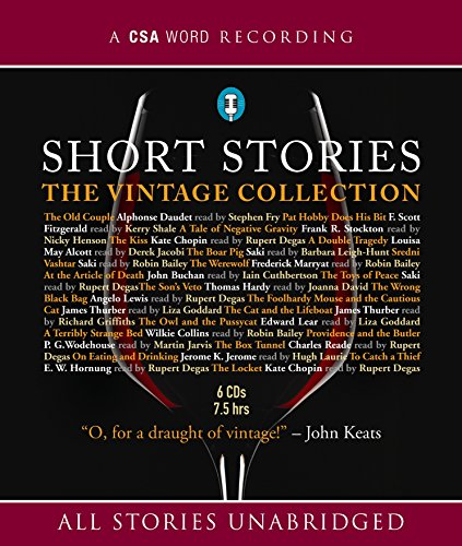 9781906147488: Short Stories: The Vintage Collection (A CSA Word Recording)