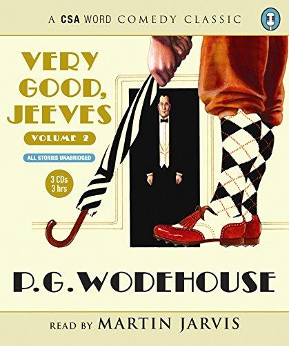9781906147532: Very Good, Jeeves: Volume 2 (Csa Word Classic)
