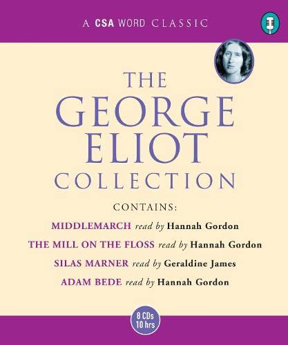 9781906147723: The George Eliot Collection (CSA Word Classics)