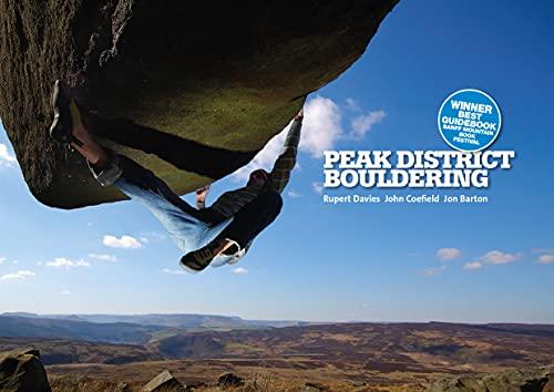 9781906148270: Peak District Bouldering - 2019 reprint