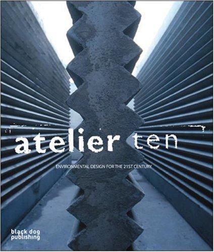 9781906155223: Environmental Design for the 21st Century: Atelier Ten
