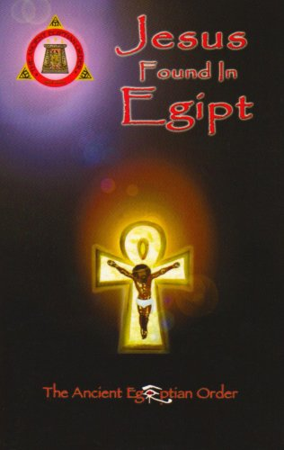 Jesus Found In Egipt: Dr Malachi Z.