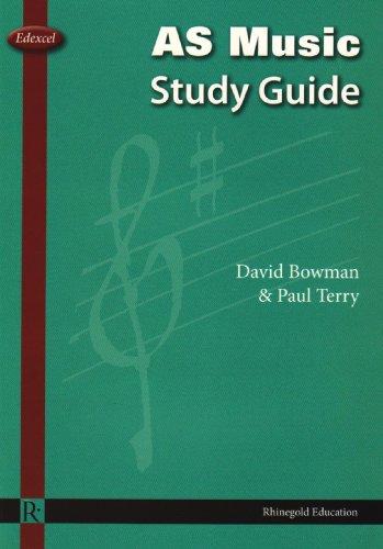 9781906178284: Edexcel AS Music Study Guide (Rhinegold Education)