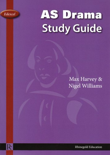 9781906178376: Edexcel AS Drama Study Guide