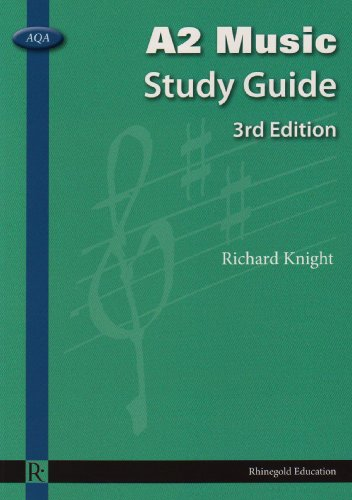 9781906178765: Richard Knight: AQA A2 Music Study Guide