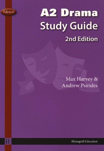 9781906178819: Edexcel A2 Drama Study Guide