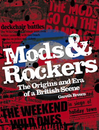 9781906191184: Mods and Rockers