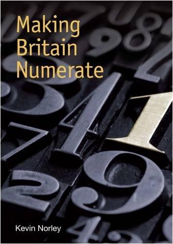 9781906192297: Making Britain Numerate