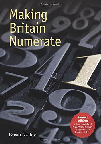 9781906192495: Making Britain Numerate