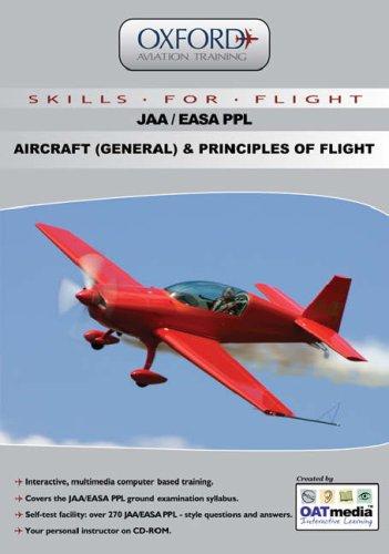 9781906202040: JAA PPL Aircraft (general) and Principles of Flight: v. 5: Multimedia Ground Training